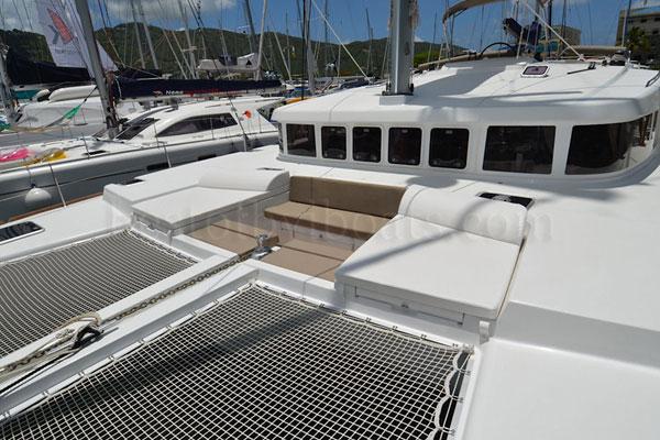 Used Sail Catamaran for Sale 2012 Lagoon 500 Deck & Equipment