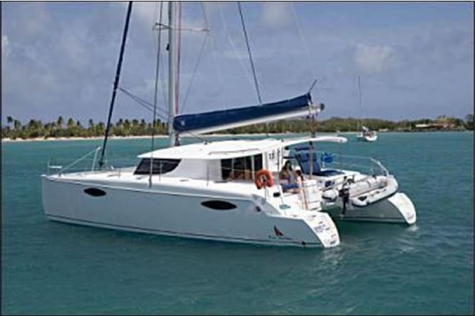 Used Sail Catamaran for Sale 2008 Orana 44 Boat Highlights