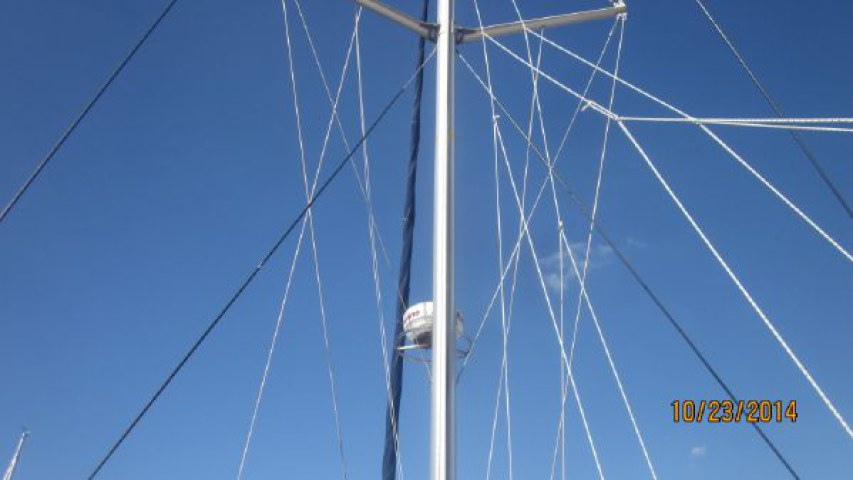 Preowned Sail Catamarans for Sale 2008 Leopard 46  Sails & Rigging