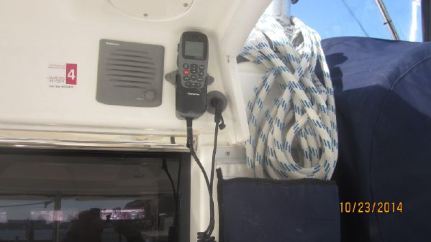 Preowned Sail Catamarans for Sale 2008 Leopard 46  Electronics & Navigation