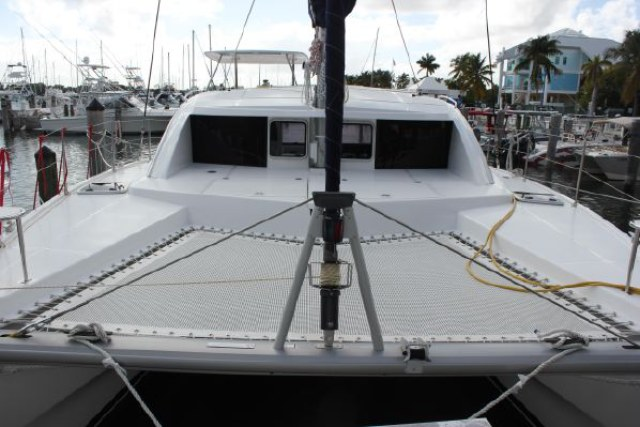 Preowned Sail Catamarans for Sale 2014 Leopard 39 Sails & Rigging