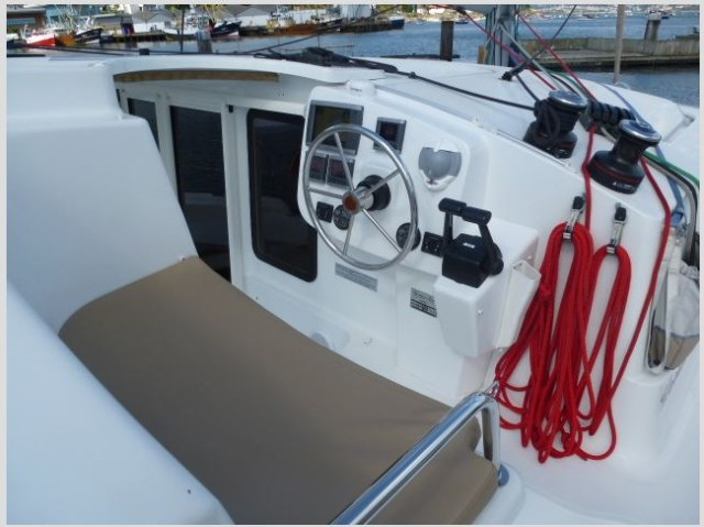 Preowned Sail Catamarans for Sale 2012 Mahe 36 Sails & Rigging