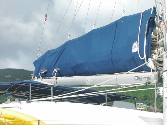 Preowned Sail Catamarans for Sale 2005 Lagoon 380 S2 Sails & Rigging