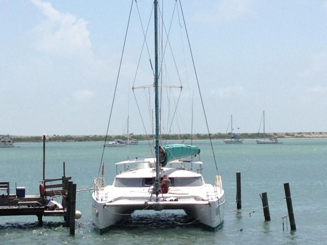 Preowned Sail Catamarans for Sale 2002 Belize 43 Boat Highlights