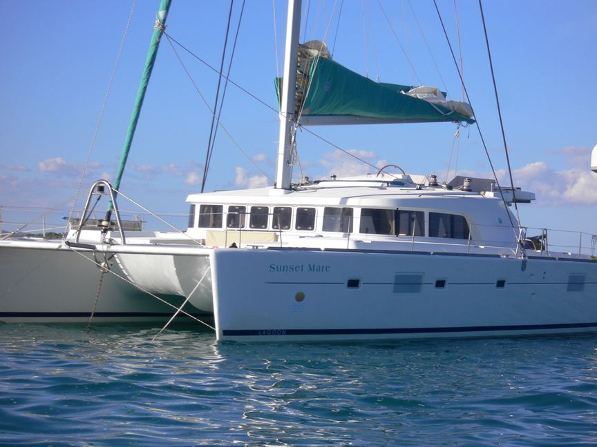 Preowned Sail Catamarans for Sale 2008 Lagoon 500