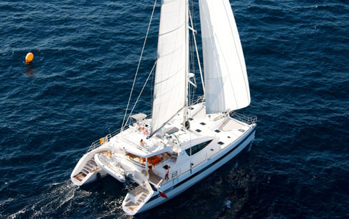 Preowned Sail Catamarans for Sale 2009 Privilege 615 Boat Highlights