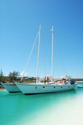 Used Sail Catamaran for Sale 2008 Gaff Rigged Schooner 64 Boat Highlights