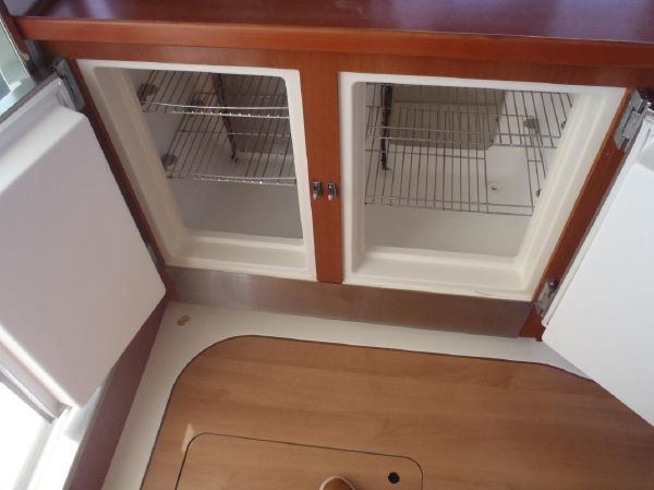 Preowned Sail Catamarans for Sale 2011 Leopard 46  Galley