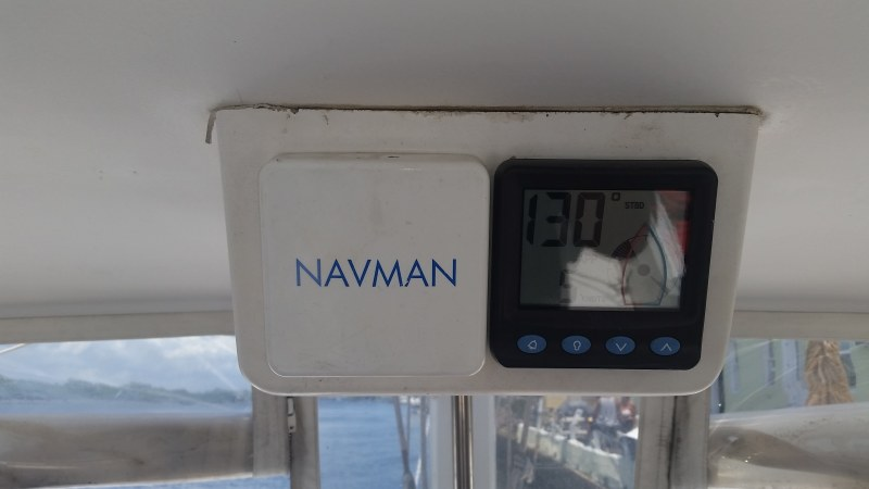 Used Sail Catamaran for Sale 2001 MC-30 Electronics & Navigation