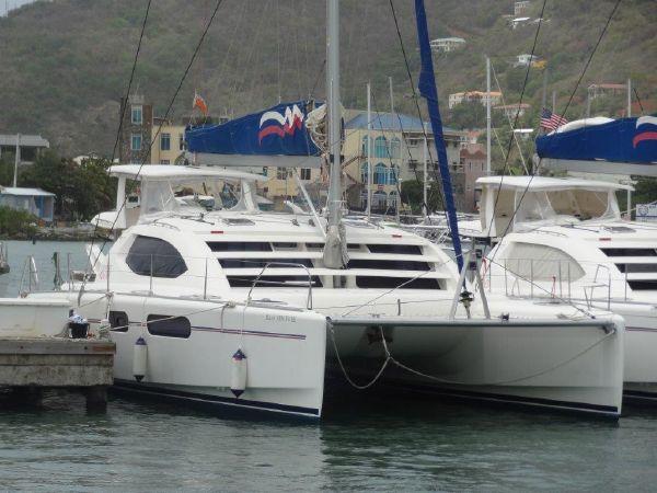 Used Sail Catamaran for Sale 2010 Leopard 46