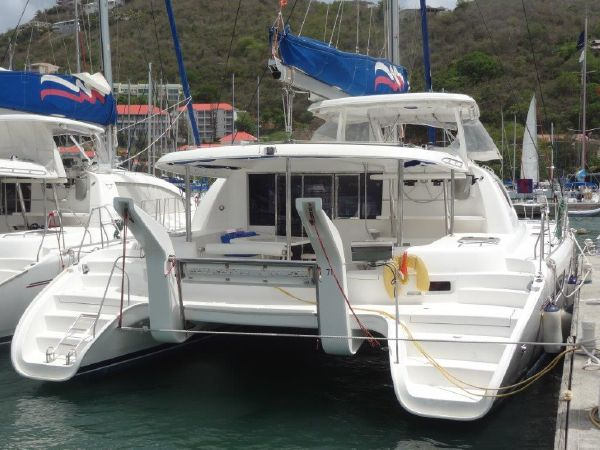 Used Sail Catamaran for Sale 2010 Leopard 46  Boat Highlights