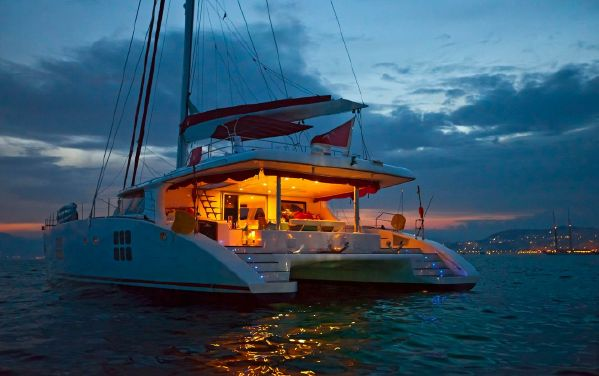 Preowned Sail Catamarans for Sale 2011 Sunreef 70 Boat Highlights