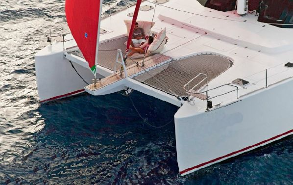 Used Sail Catamaran for Sale 2011 Sunreef 70 Boat Highlights