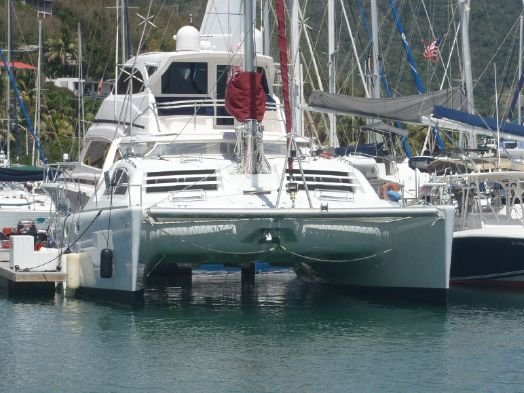 Used Sail Catamaran for Sale 1998 Leopard 47 Additional Information