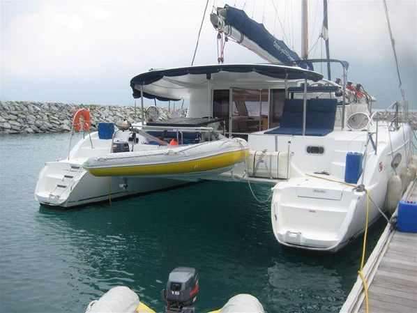 Preowned Sail Catamarans for Sale 2010 Orana 44 Boat Highlights