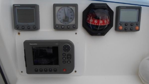 Preowned Sail Catamarans for Sale 2011 Leopard 38 Electronics & Navigation