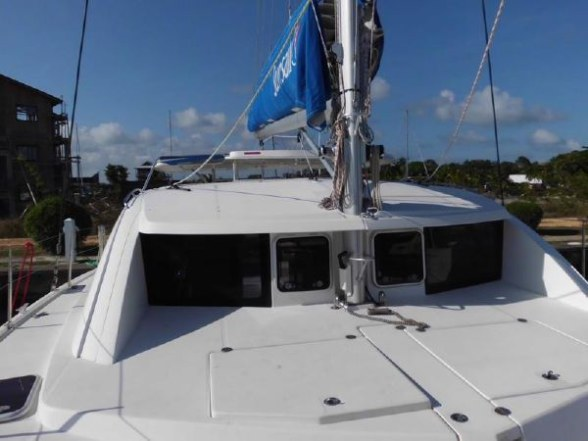 Used Sail Catamaran for Sale 2011 Leopard 38 Boat Highlights