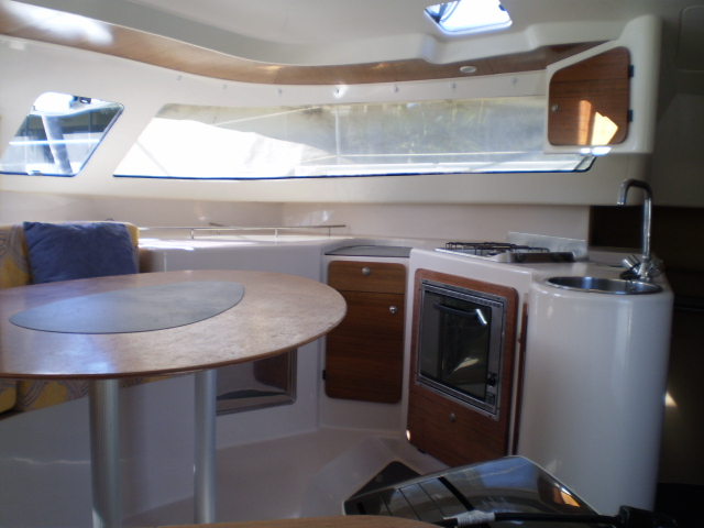 Preowned Sail Catamarans for Sale 1997 Tobago 35 Galley