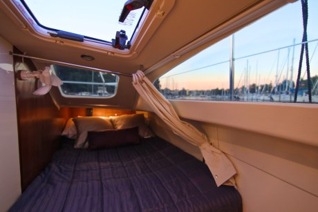 New Sail Catamarans for Sale 2015 Legacy 35 Electrical, Power & Plumbing