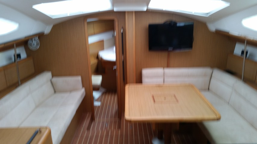 Preowned Sail Catamarans for Sale 2010 Jeanneau 45 DS Layout & Accommodations