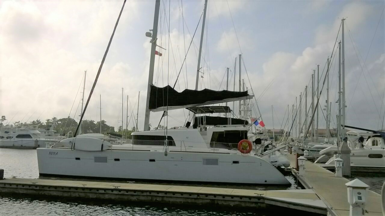 Preowned Sail Catamarans for Sale 2007 Lagoon 500 Deck & Equipment