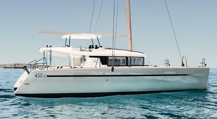 New Sail Catamarans for Sale 2016 Lagoon 450 S