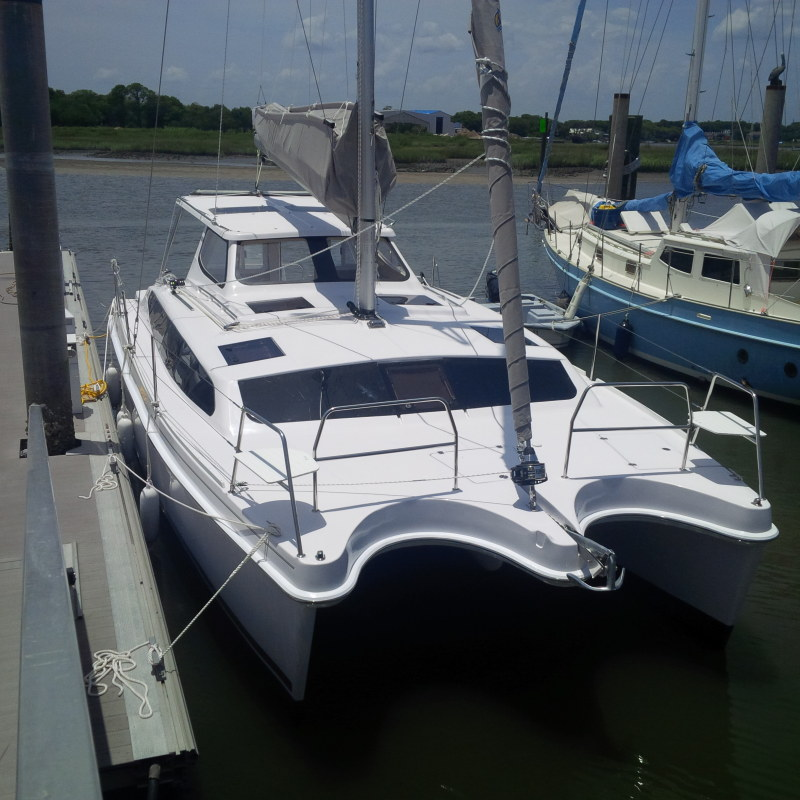 New Sail Catamarans for Sale 2016 Legacy 35