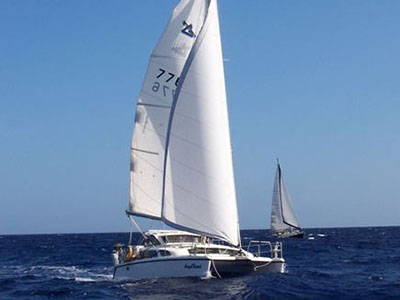 Used Sail Catamaran for Sale 2002 Gemini 105Mc Additional Information