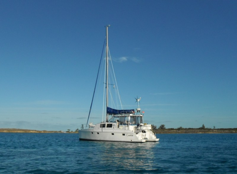 Preowned Sail Catamarans for Sale 2003 Endeavor 44 Boat Highlights