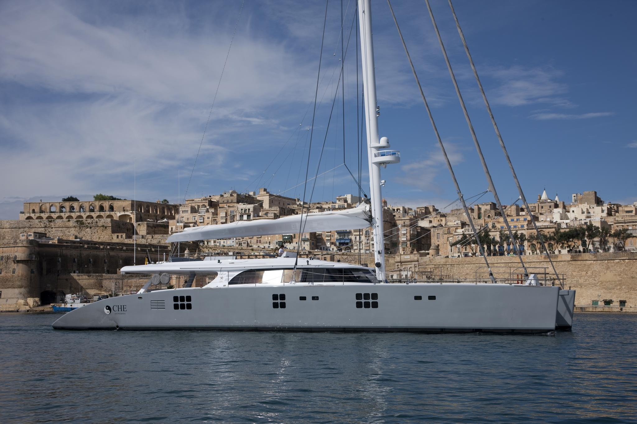 Launched Sail Catamaran for Sale  Sunreef 114 Boat Highlights