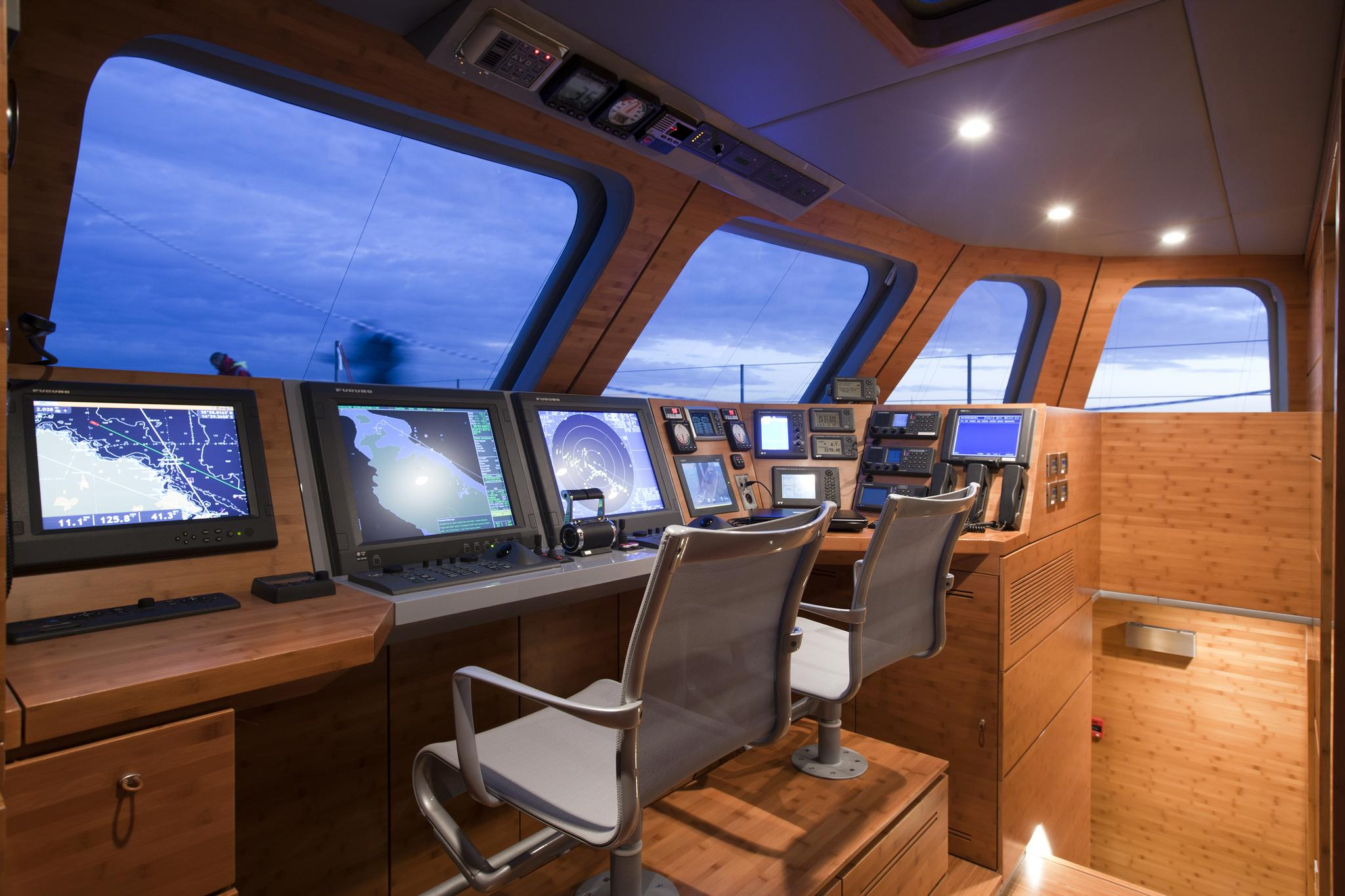 Launched Sail Catamaran for Sale  Sunreef 114 Layout & Accommodations