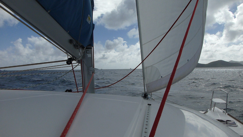 Preowned Sail Catamarans for Sale 2010 Lagoon 380 S2 Sails & Rigging