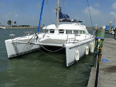 Preowned Sail Catamarans for Sale  Lagoon 380 S2