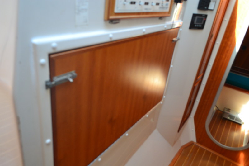 Preowned Sail Catamarans for Sale 2003 PDQ 36 Capella Classic Electronics & Navigation