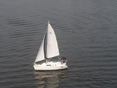 Preowned Sail Catamarans for Sale 2002 Hunter 306