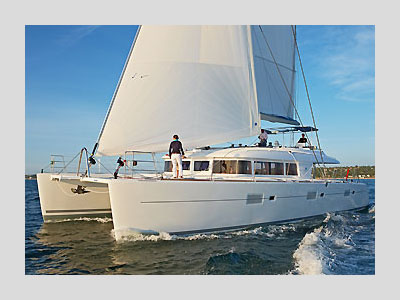 New Sail Catamarans for Sale  Lagoon 620