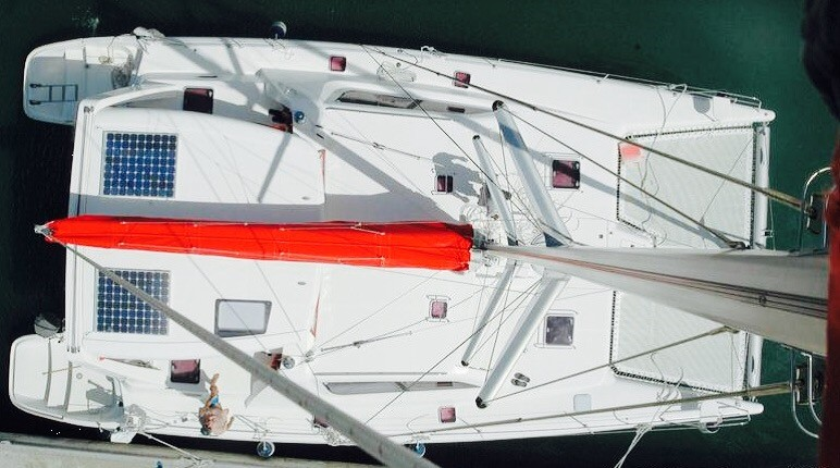 Preowned Sail Catamarans for Sale 2005 Leopard 47 Boat Highlights