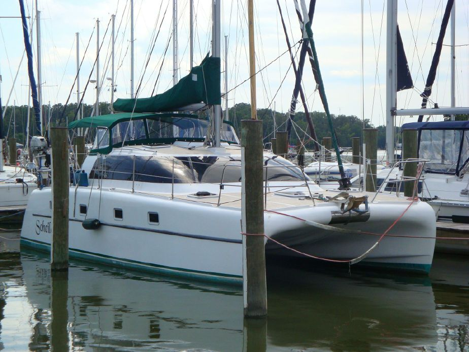 Preowned Sail Catamarans for Sale 2001 Victory 35 Additional Information
