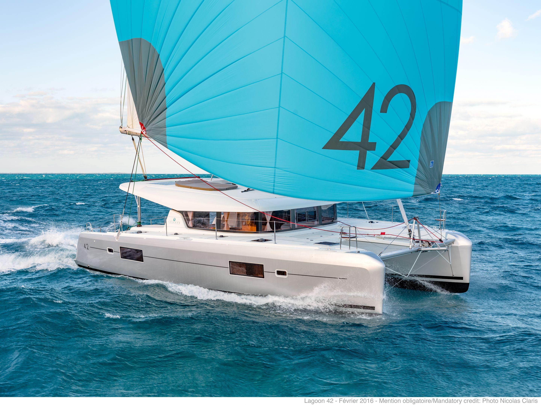 New Sail Catamaran for Sale 2018 Lagoon 42