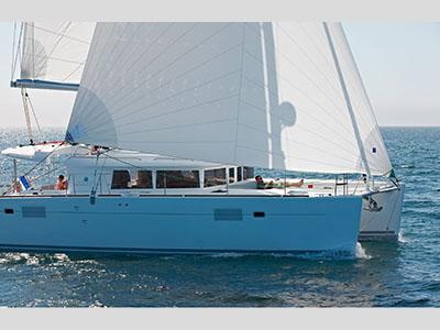 New Sail Catamarans for Sale 2018 Lagoon 450