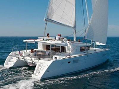 Preowned Power Catamarans for Sale  Lagoon 450