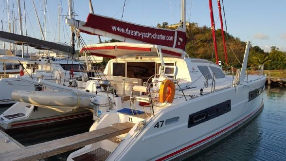 Preowned Sail Catamarans for Sale 2011 Catana 47  Boat Highlights