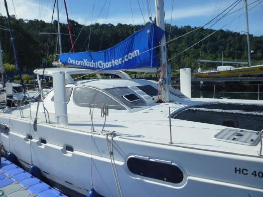 Used Sail Catamaran for Sale 2005 Catana 47  Boat Highlights