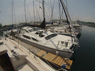 Preowned Sail Catamarans for Sale 2007 Gemini 105Mc