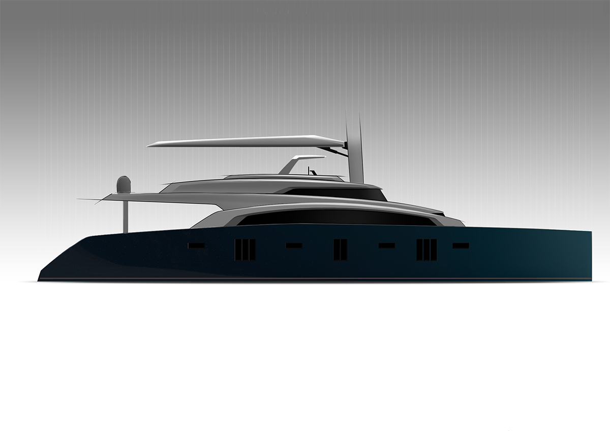 Launched Sail Catamaran for Sale  Sunreef 92 DD Boat Highlights