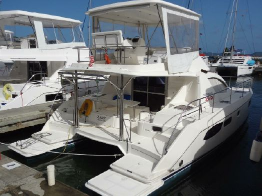 Preowned Sail Catamarans for Sale 2012 Leopard 39 Boat Highlights