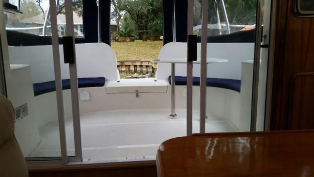Preowned Sail Catamarans for Sale 2004 Wildcat 350 Mk3 Deck & Equipment