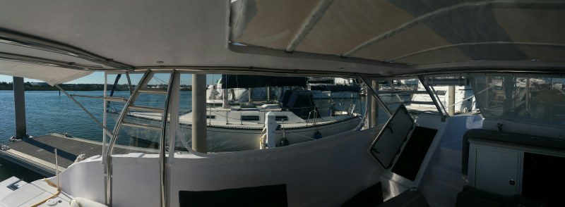 New Sail Catamaran for Sale  Freestyle 37 Deck & Equipment