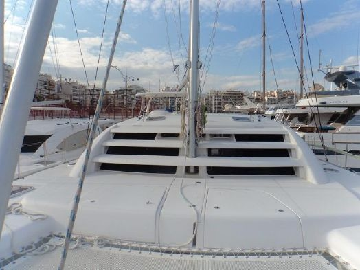 Used Sail Catamaran for Sale 2011 Leopard 46  Sails & Rigging