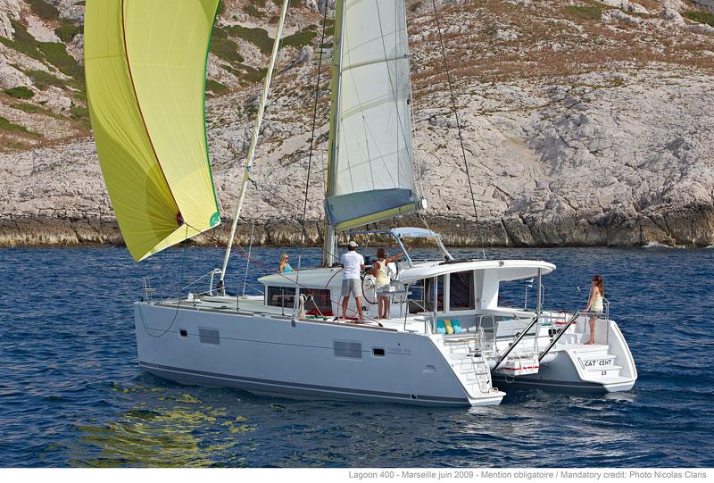 New Sail Catamarans for Sale 2017 Lagoon 400 S2 Boat Highlights